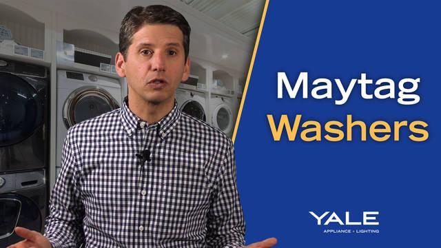 Wistia video thumbnail - Maytag Washer