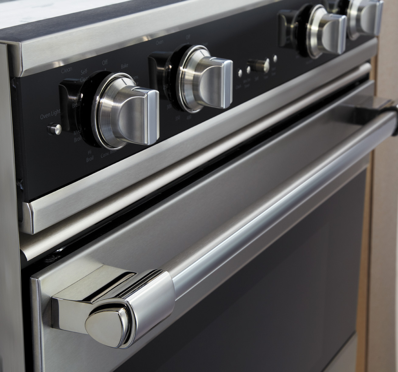 Viking D3 Double Wall Oven