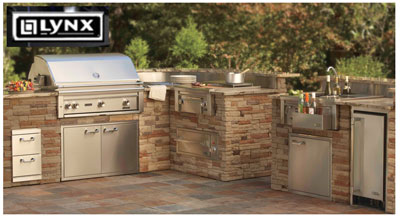 Lynx Outdoor Kitchen
