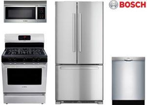 Bosch FreeStanding Package