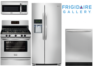 Frigidaire Gallery Counter Depth Package