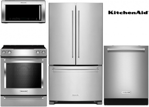 KitchenAid Counter Depth Refrigerator Package
