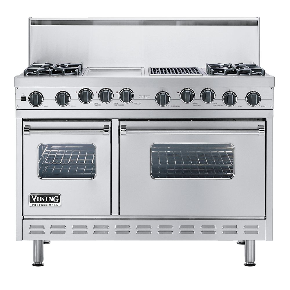 Best 48 Inch Professional Ranges Reviews Ratings S Ing. Kitchenaid  Kdrs467vss Gas Range