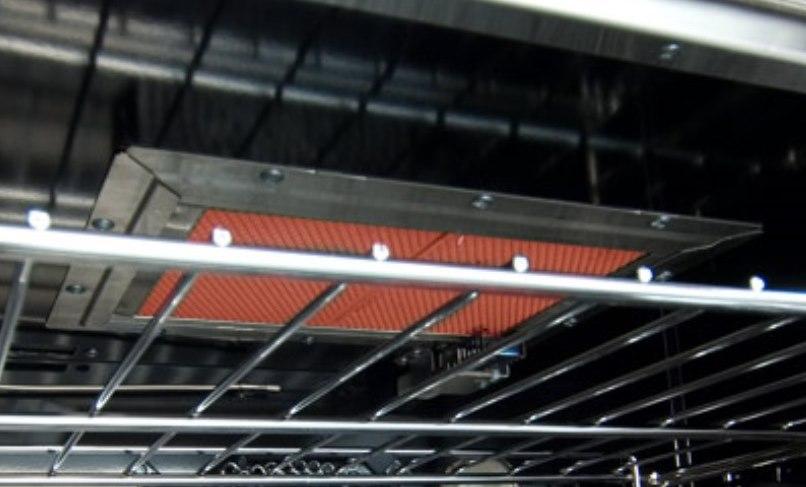 Bluestar Infrared Broiler