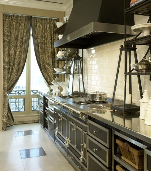 La Cornue Kitchen