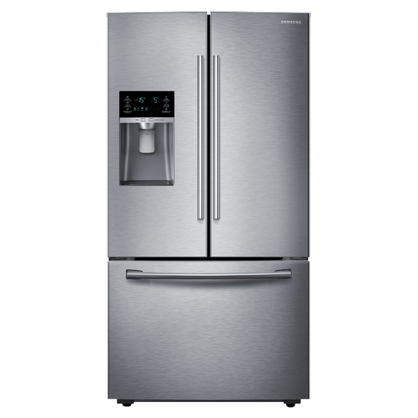 Samsung RF23HCEDBSR best counter depth refrigerators