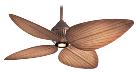 Minka Aire Gauguin Contemporary Ceiling Fan