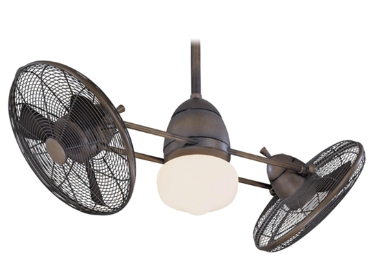 Minka Aire Gyro Wet Contemporary Ceiling Fan