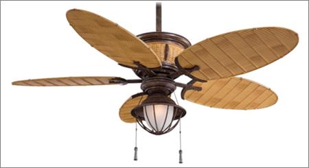 Minka Aire Shangri-La Ceiling Fan