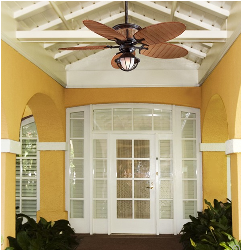 Minka Aire Shangri-La Outdoor Ceiling Fan