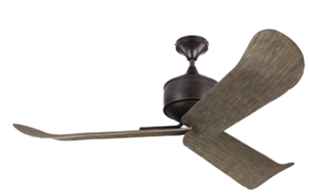 Monte Carlo Dylan Contemporary Ceiling Fan