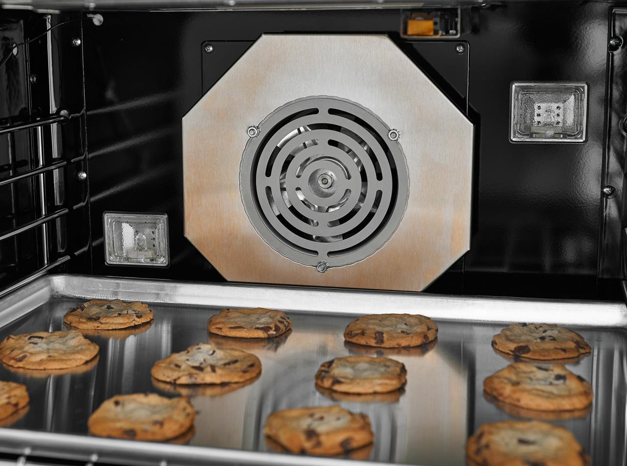 bluestar range convection oven