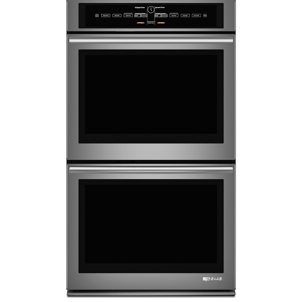 jenn-air double wall oven with nest JJW3830DS