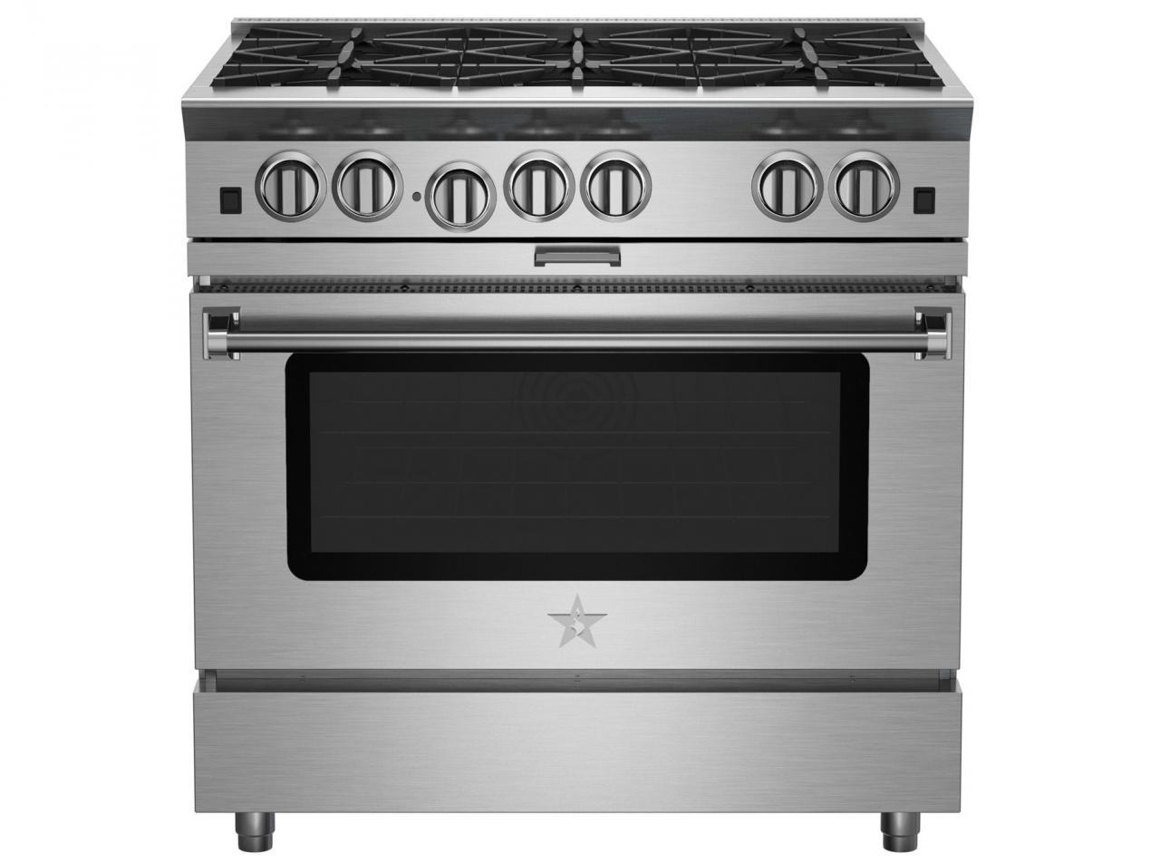 BlueStar 36 inch Platinum Series Range