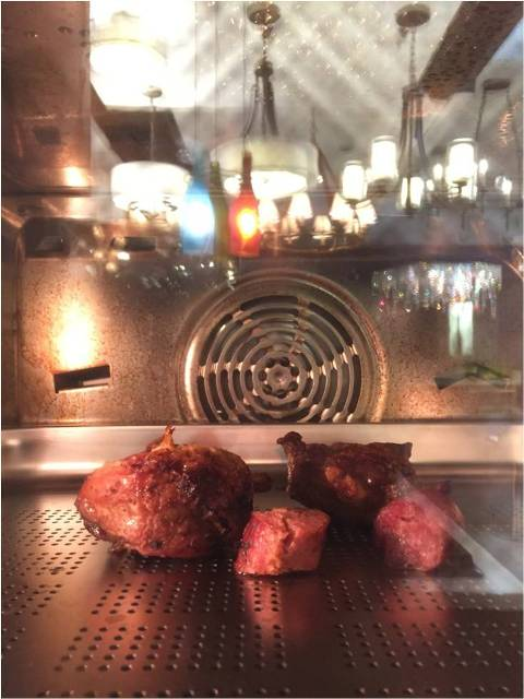 wolf steam oven test