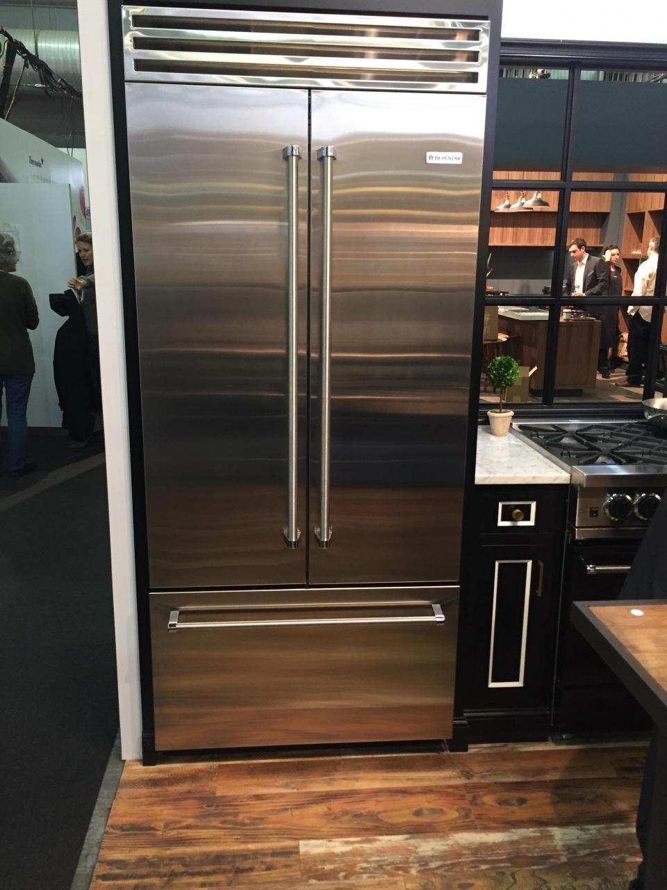 BlueStar fridge