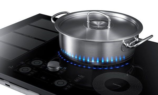 samsung wi-fi induction cooktop