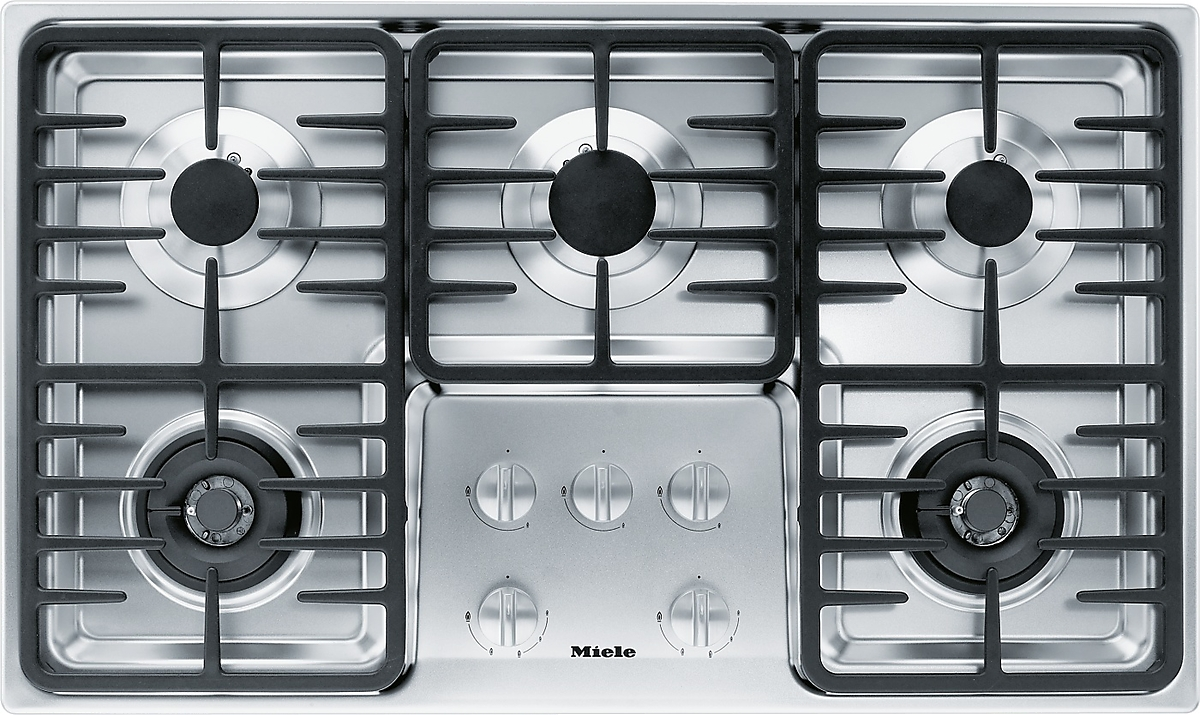 "Miele 36"" Gas Cooktop KM3475"