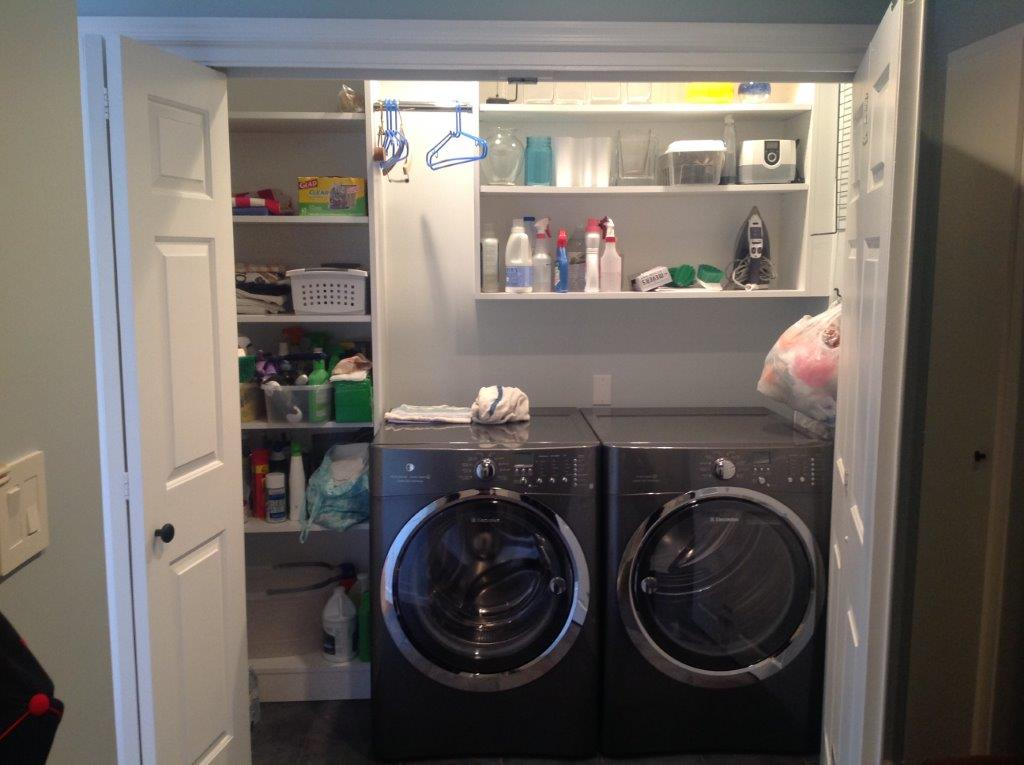Image of Electrolux washer EIFLS60LT and gas dryer EIMGD60LT