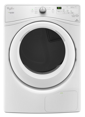 whirlpool heat pump ventless dryer