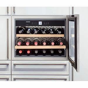 Liebherr Wine Storage