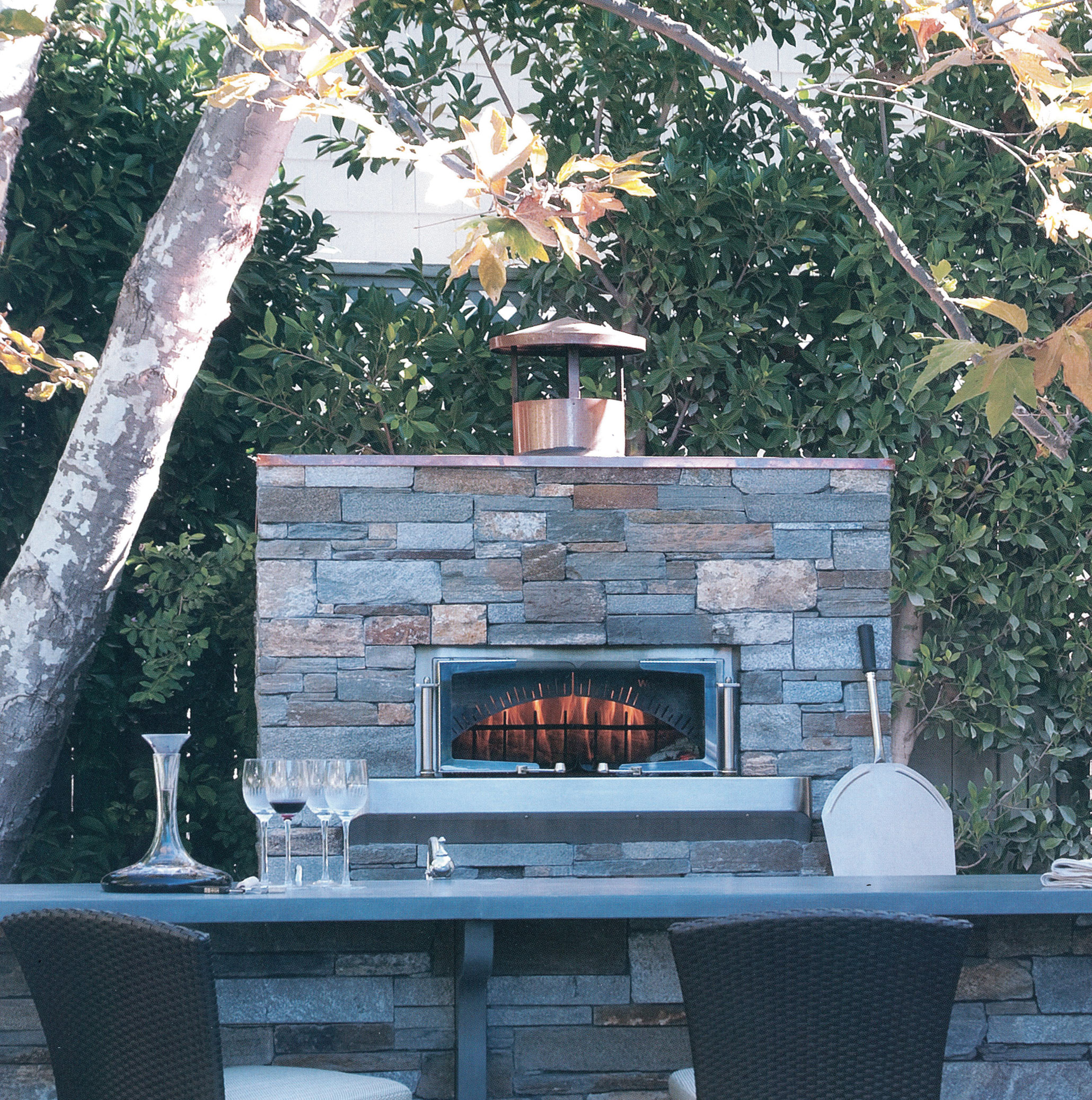 Wood Stone Home Oven From Kieffer's Appliances