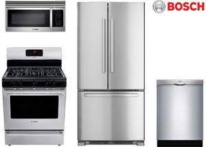 Bosch FreeStanding Package