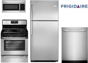 Frigidaire Basic Stainless Steel Package