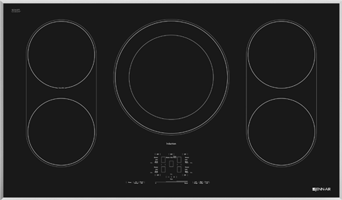 jennair induction cooktop best