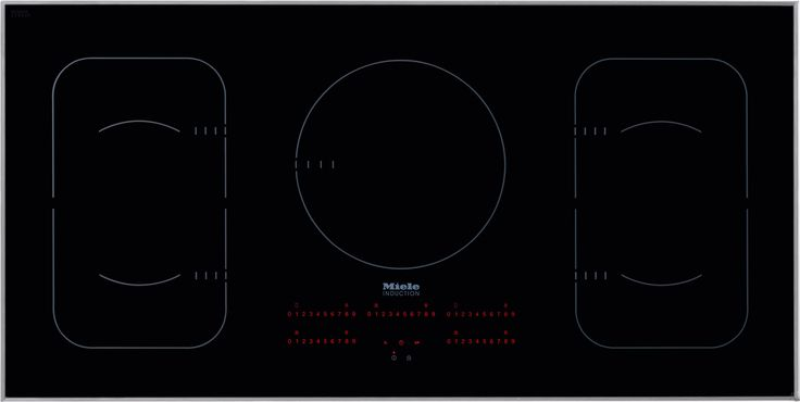miele 42 inch induction cooktop