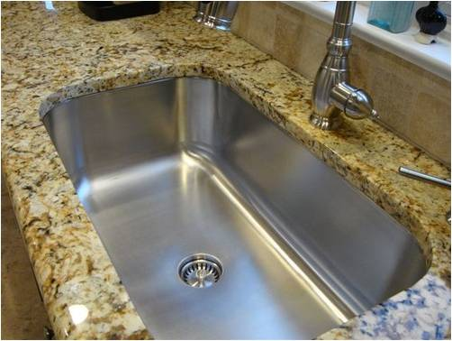Stainless Steel Undermount Sink Kitchen
