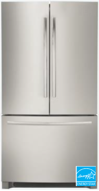 Frigidaire FDBG2250SS 5 best counter depth refrigerators
