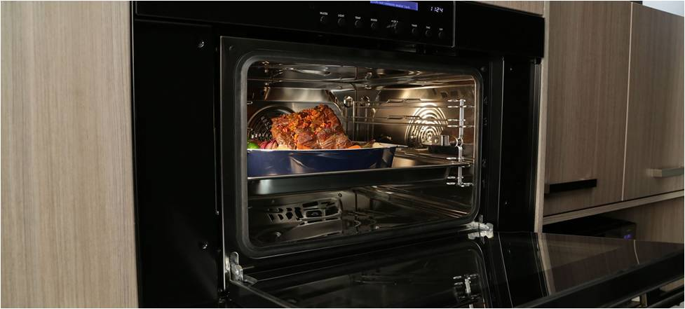 wolf built-in steam oven CSO24