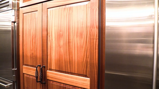Wistia video thumbnail - Counter-Depth, Professional + Integrated Refrigerators