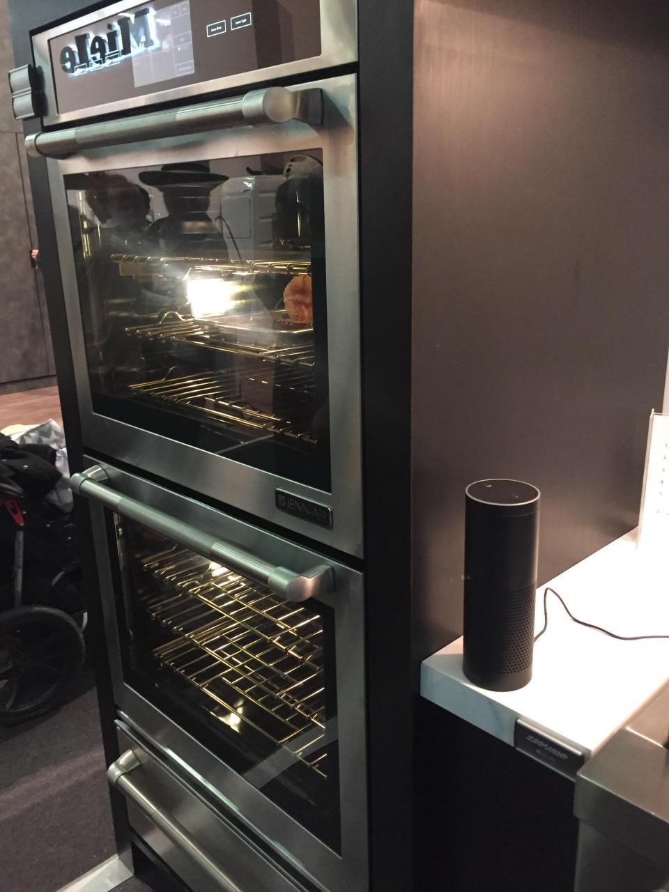 Jenn-Air wall oven